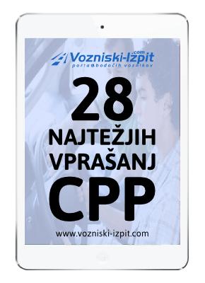 E-knjiga - 28 najtežjih vprašanj CPP